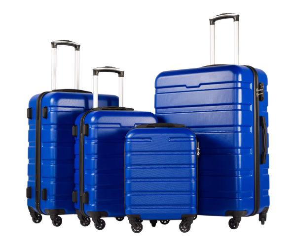 Coolife Luggage 4 Piece Set